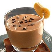 Chocolate-Peanut Shake