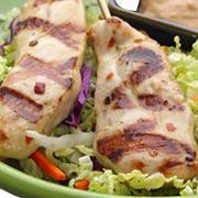 Thai-Marinated Grilled Chicken