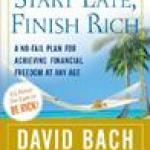 Start Late, Finish Rich A NoFail Plan For Achieving Financial Freedom At Any Age