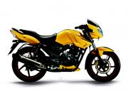 TVS Apache Series 2012 Roll Out