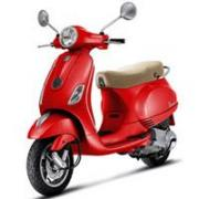 New Vespa LX125 just for ladies
